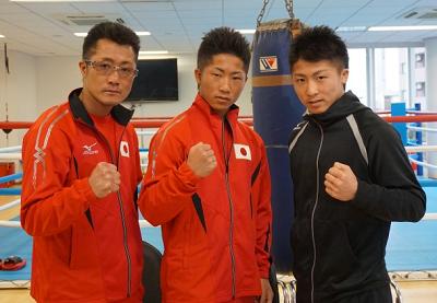 ボクシング 井上尚弥 弟