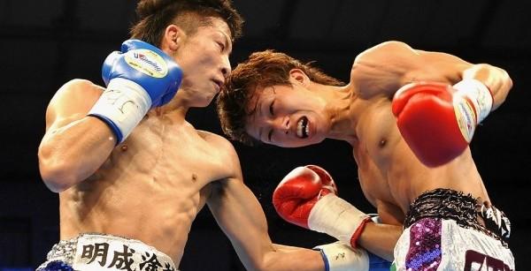 田口良一 井上尚弥 ボクシング 試合 動画