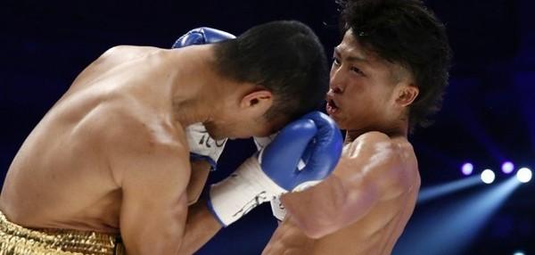 ともに闘う ボクシング 井上尚弥 動画 アスリートの魂