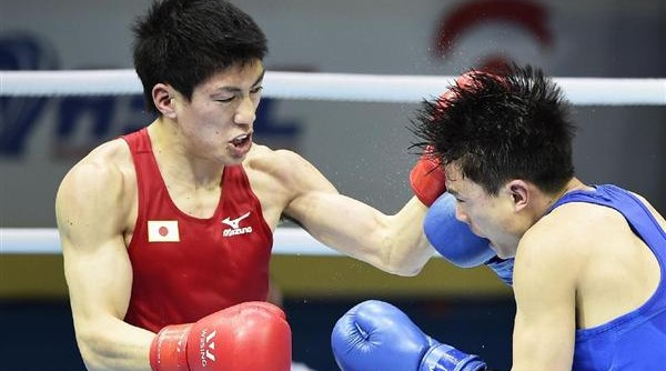 成松大介 ボクシング 出身 プロフィール