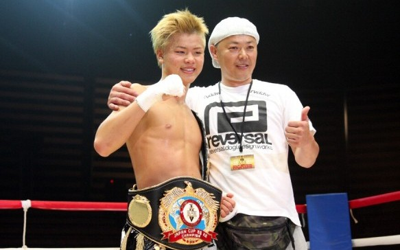 那須川天心 キックボクシング RIZIN 高校 父親 彼女