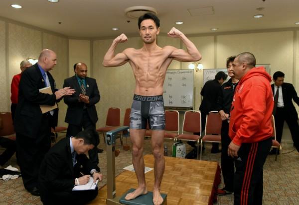 ボクサー体型 トレーニング かっこいい